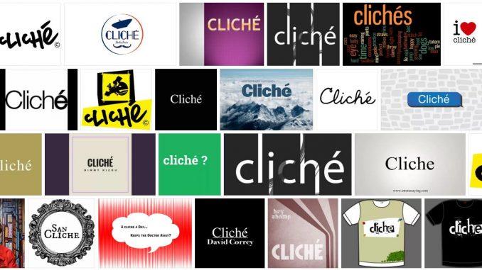 What is cliche