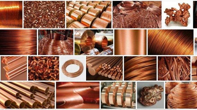 What is Copper