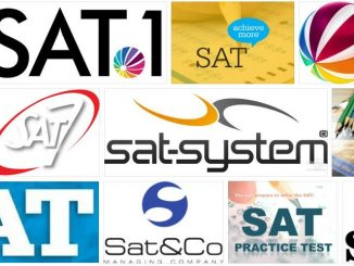 Definitions of SAT