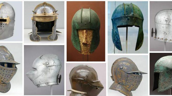 Historic Helmet