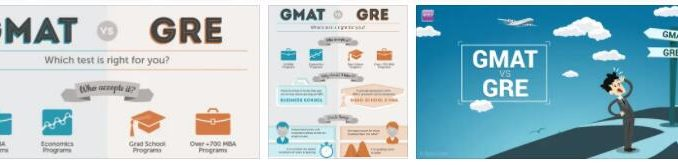 GRE and GMAT